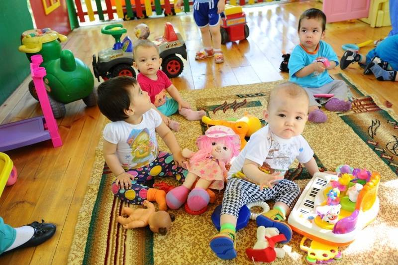 Когда лучше отдавать ребенка в детский сад? | блог smartkids