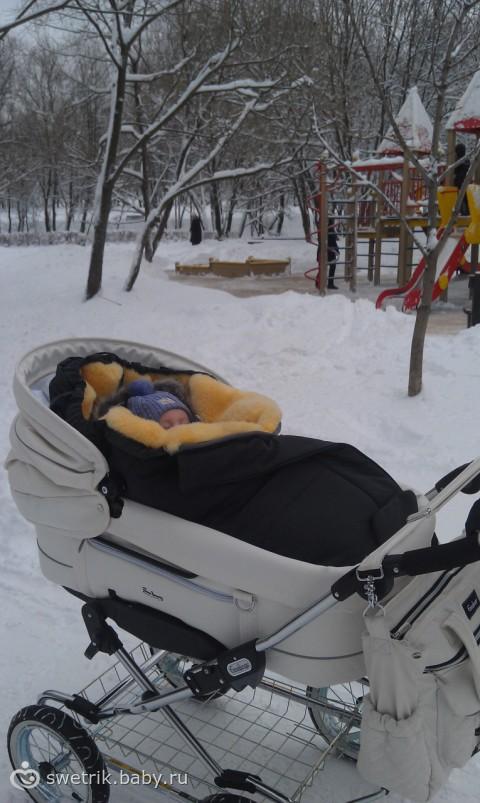 Какую коляску выбрать для новорожденного зимой: рейтинг лучших зимних люлек