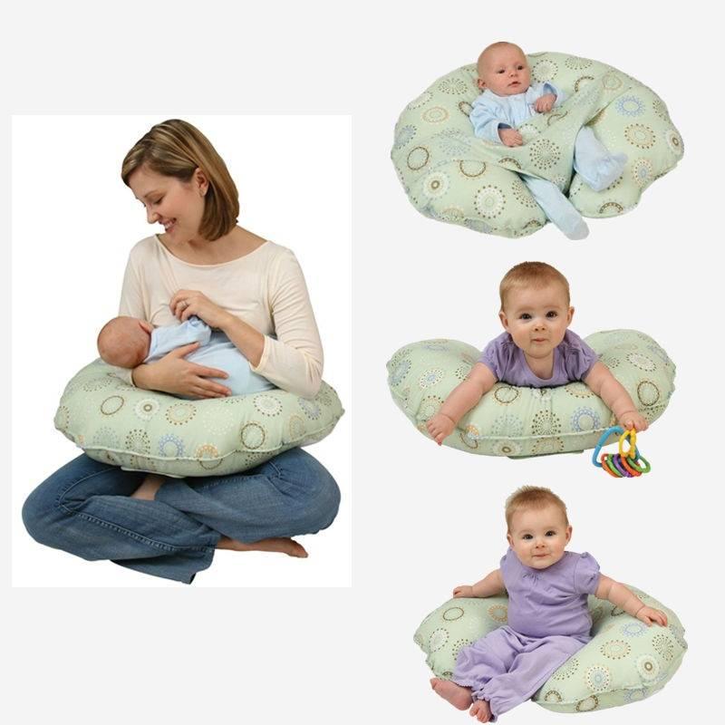 Подушка для кормления двойни своими руками