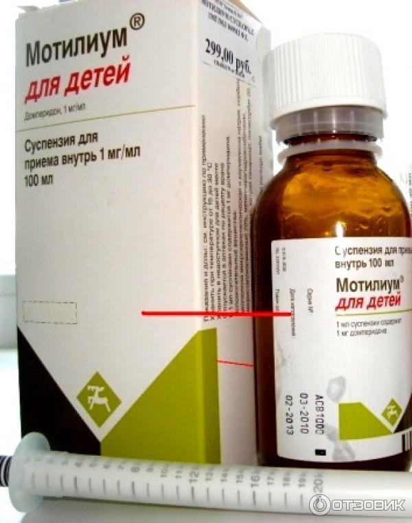 Таблетки мотилиум: инструкция по применению