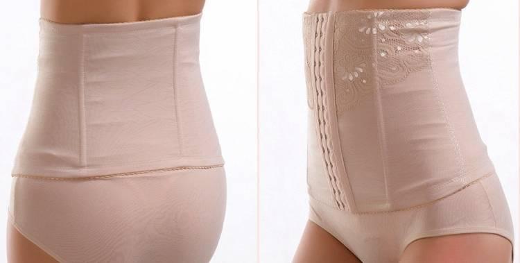 Можно ли носить бандаж после кесарева сечения. сколько носить бандаж после кесарева? сколько нужно носить бандаж после операции