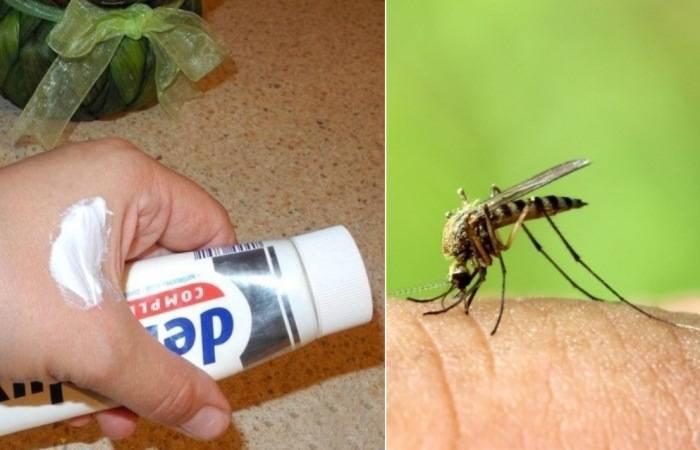 Мазь от укусов насекомых: самые эффективные средства