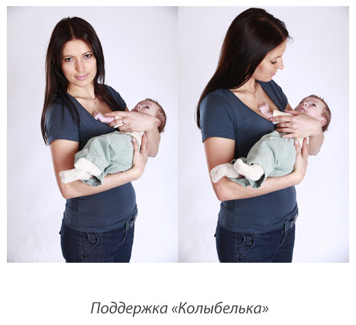 Как правильно держать новорожденного ребенка на руках столбиком - здоровый плод