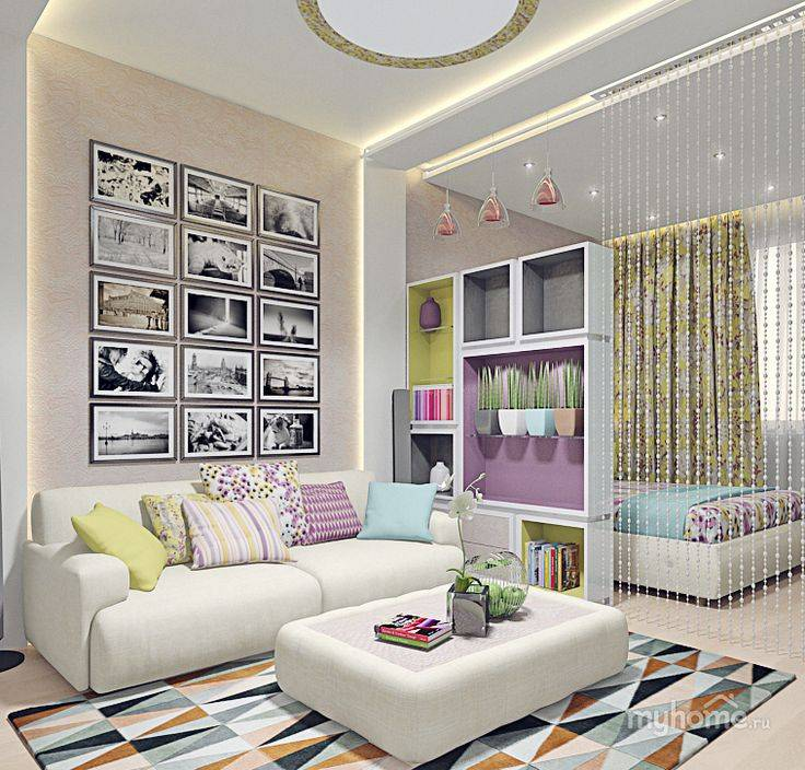 Правила совмещения гостиной и детской комнат — выкладываем по пунктам