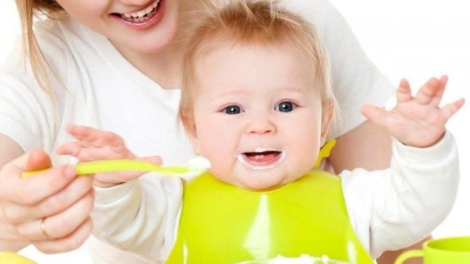 С какого возраста можно манную кашу ребенку | уроки для мам