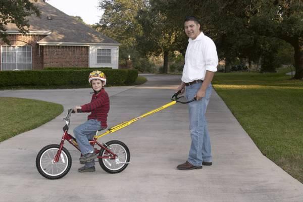 Как научить ребёнка кататься на велосипеде. важные моменты