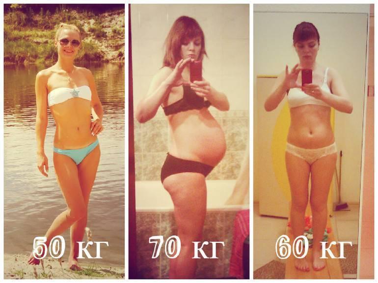 Не уходит вес после родов: ???? все о похудении и диетах