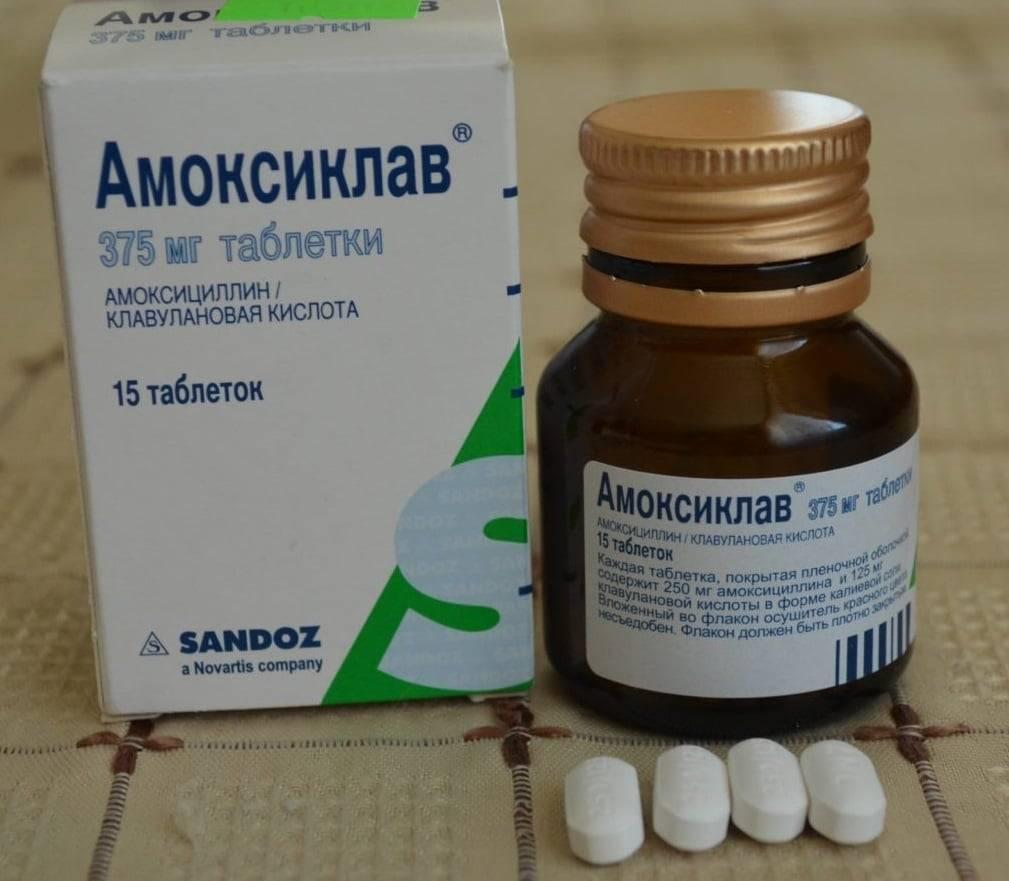Амоксиклав или флемоксин: что лучше и в чем разница, сравнительная характеристика препаратов