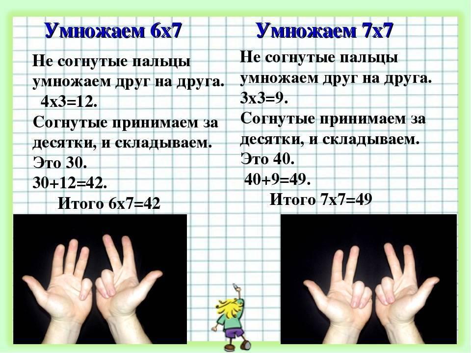 Как выучить таблицу умножения с ребенком: пошаговая инструкция и лайфхаки