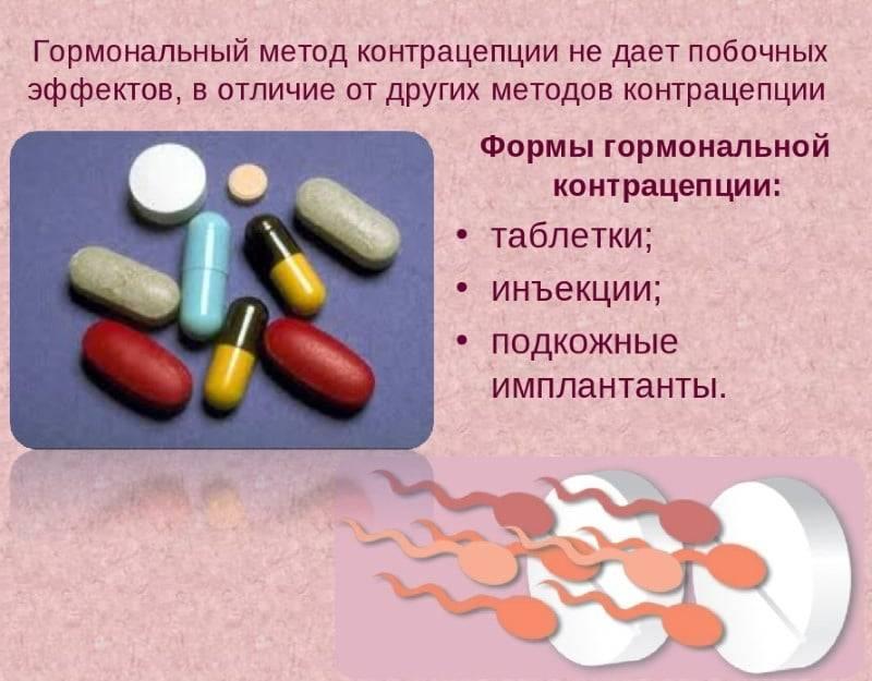 Оральные контрацептивы и средства для похудения: совместимость препаратов, влияние на организм