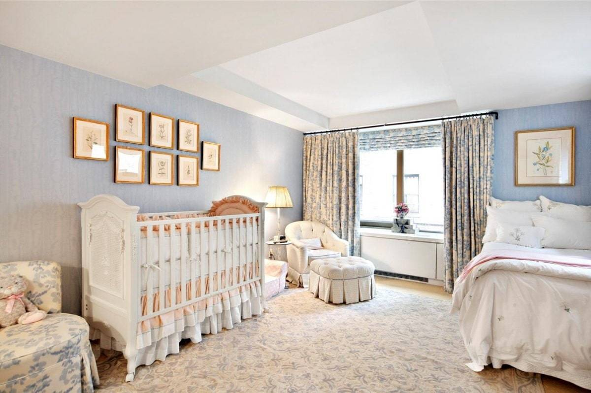 Кроватки для новорожденных - 130 фото обустройства и применения в дизайне детского интерьера