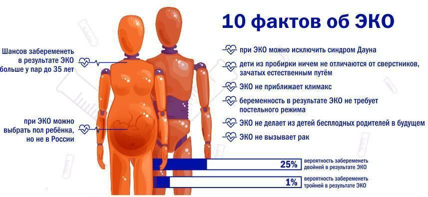 Беременность после лапароскопии: через сколько можно планировать зачатие