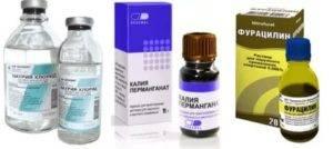 Фурацилин для глаз – варианты применения и предостережения