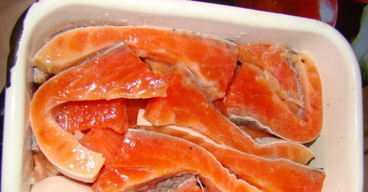 Лосось засоленный в апельсинах – кулинарный рецепт