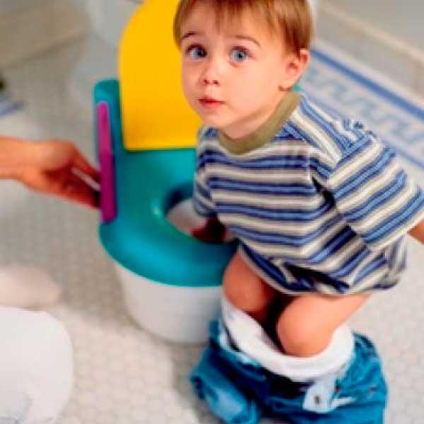 Ребенок боится какать: как избавиться от психологического запора