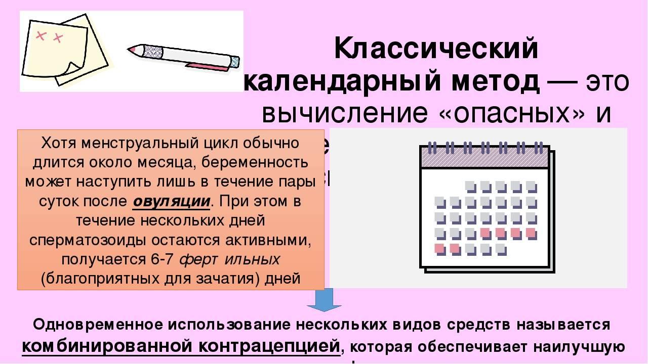 Методы контрацепции нового поколения.