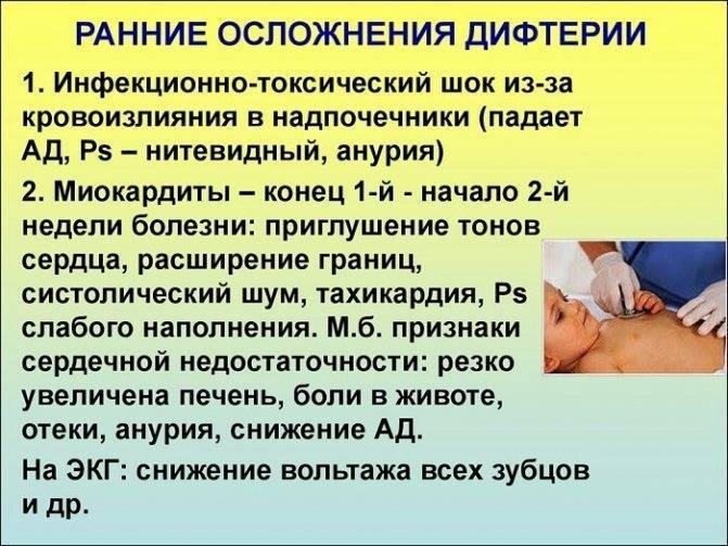 Прививки от дифтерии и столбняка - общая информация