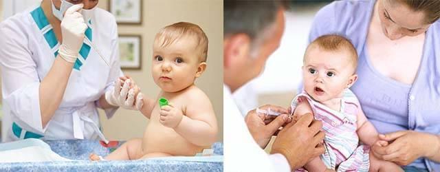Процедуры и анализы у новорожденных в роддоме: скрининги, прививки, кровь из пяточки. какие и зачем?