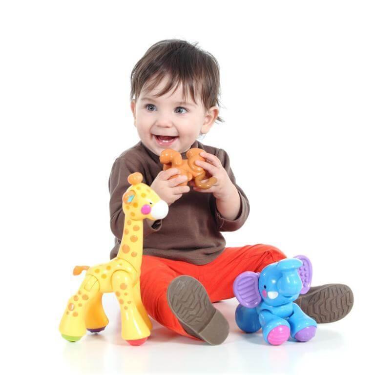 Развивающие игрушки для 6 месячного ребенка: какие нужны для девочки и мальчика