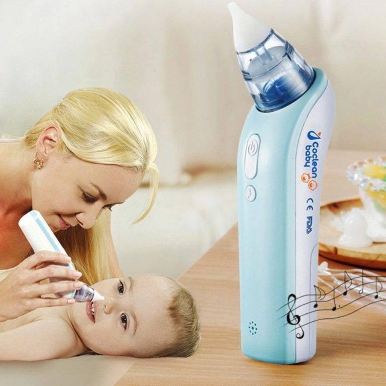 Соплеотсос для новорожденных: как пользоваться, какой выбрать