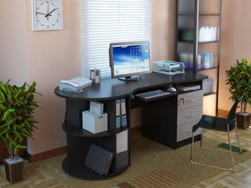 Высота стола: стандартные размеры письменного, обеденного, компьютерного