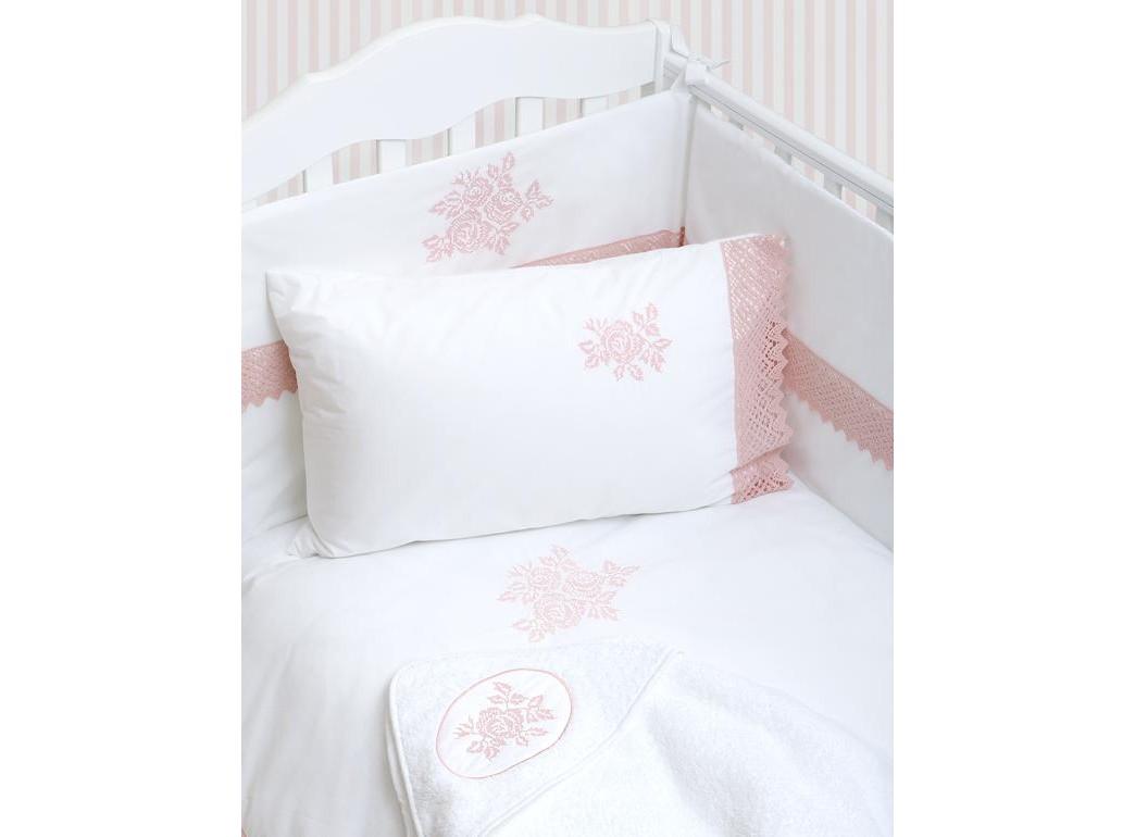 Детское постельное белье в кроватку размеры