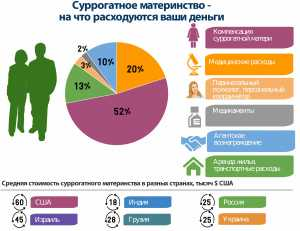 Воспользоваться услугами суррогатных мам смогут больше россиян