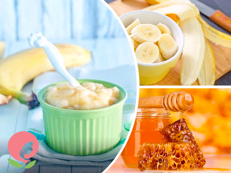 Банан от кашля: рецепты взрослому и ребенку, с медом и молоком