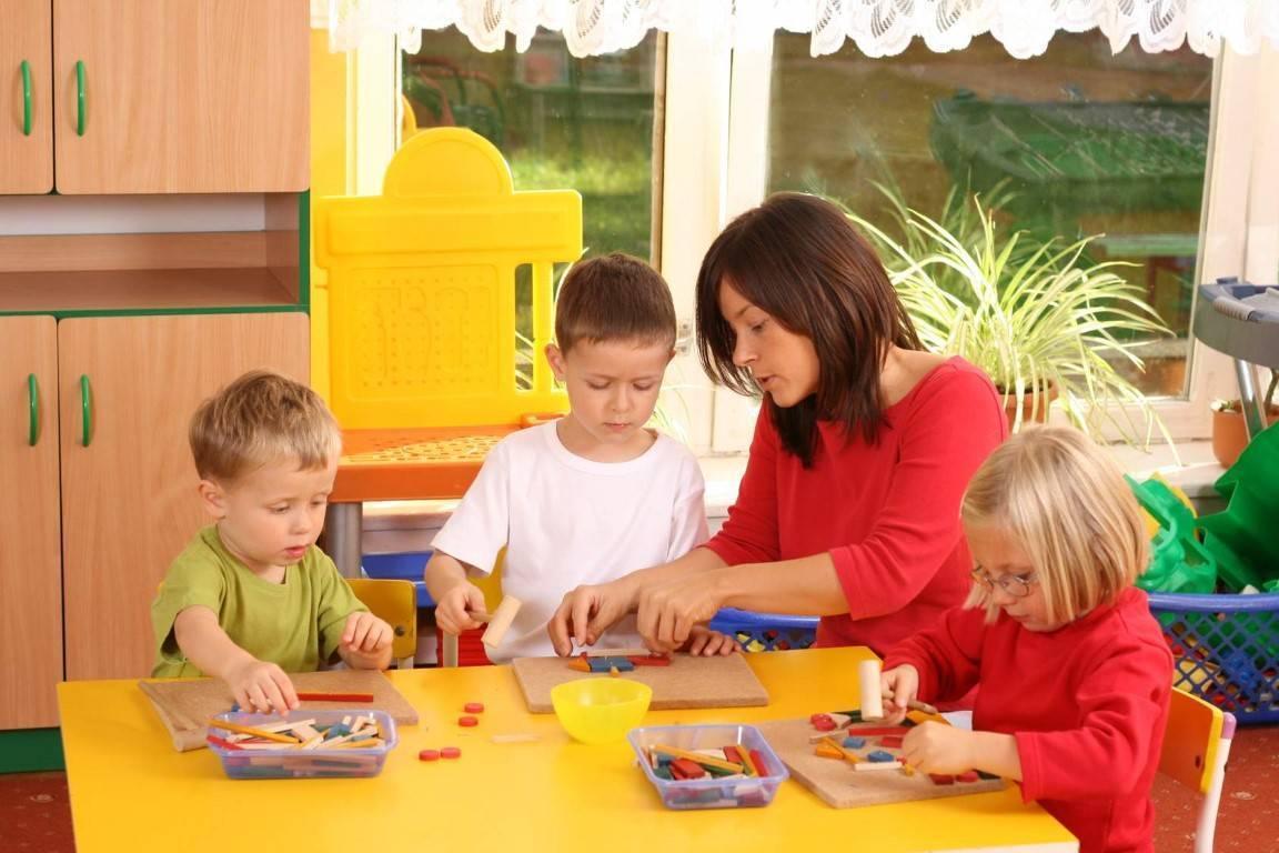Выбираем детский сад. часть ii