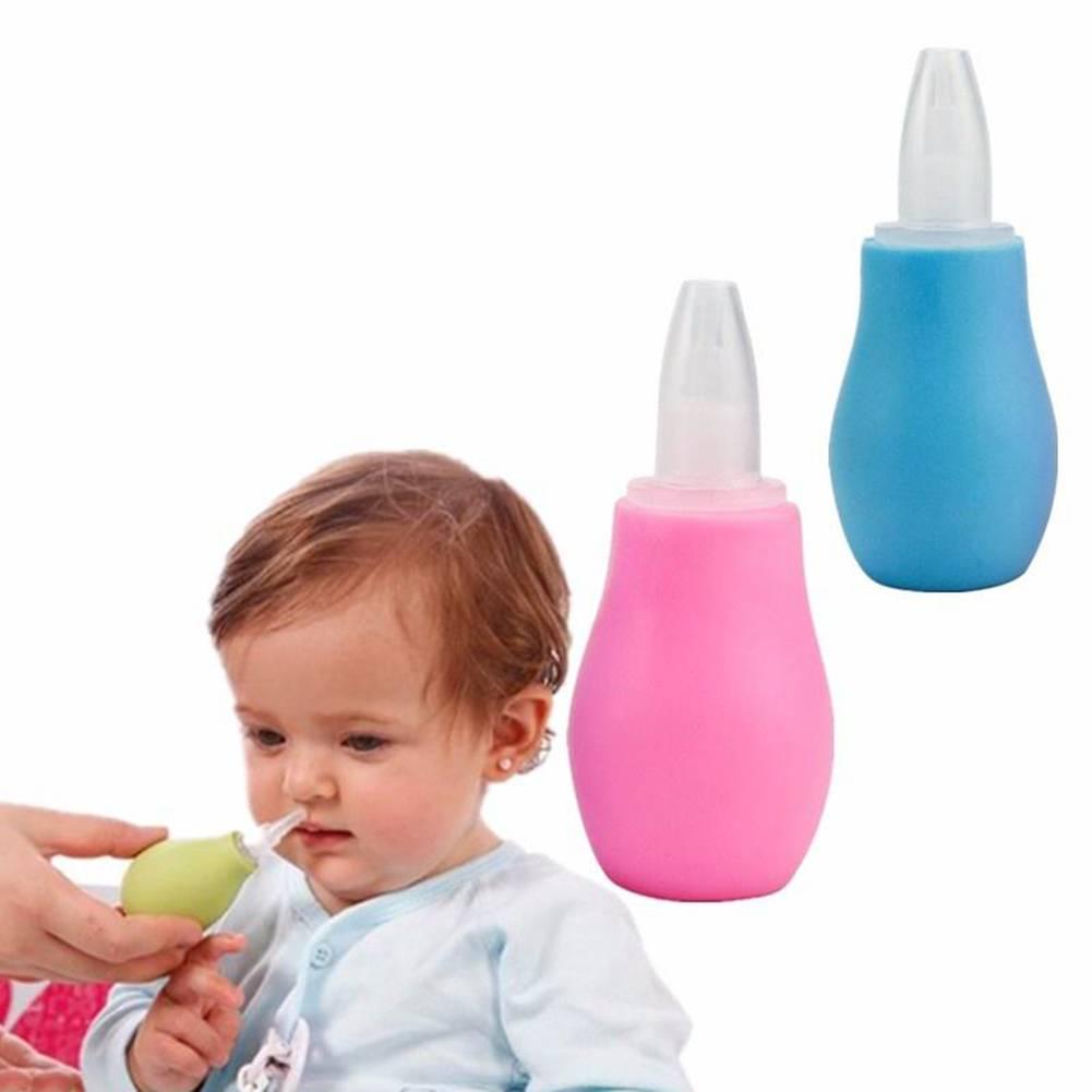 Аспиратор для новорожденных назальный: какой лучше, как пользоваться, что это?