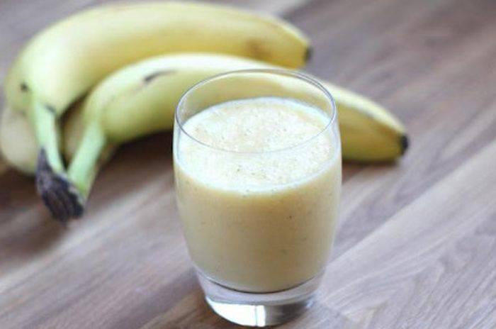 Банан от кашля для детей, рецепт от кашля с бананом для детей