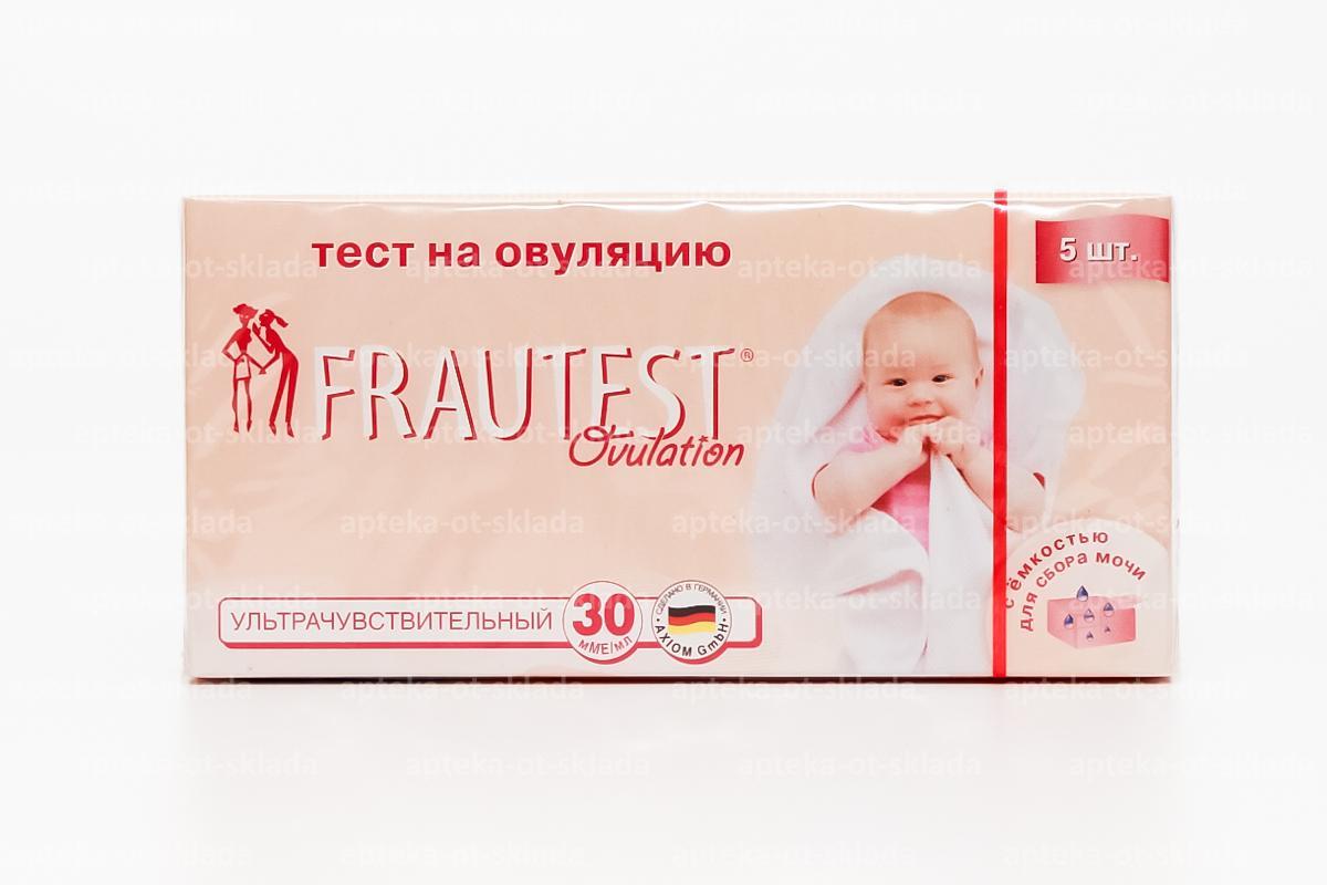 Виды и тонкости использования теста на овуляцию frautest