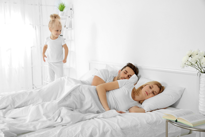 Как отучить ребенка писать ночью в кровать