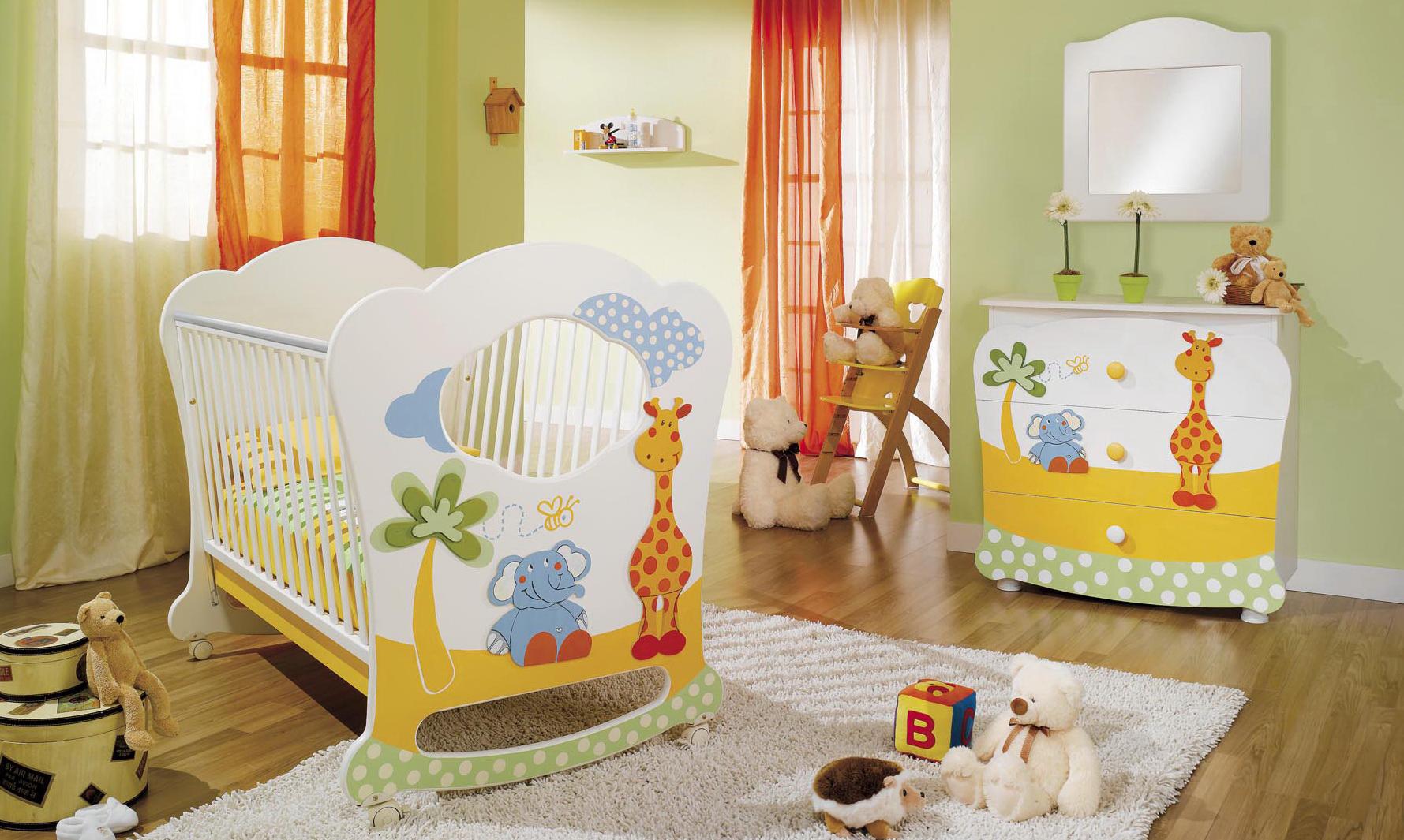 Как выбрать кроватку для новорожденного ребенка: преимущества моделей с продольным и поперечным маятником