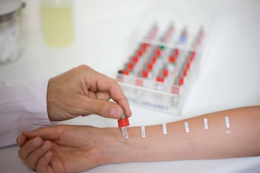 Анализ на аллергены у ребенка: сдача крови, кожные пробы, провокационный тест при аллергии | диагностика | vpolozhenii.com
