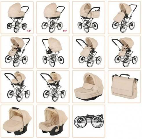 Как выбрать коляску: плюсы, минусы и особенности моделей