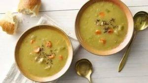 Гороховый суп при гв когда можно есть. когда маме можно вводить горох в рацион