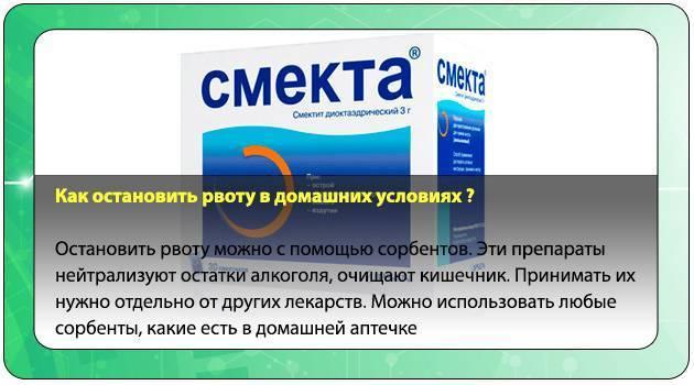 Таблетки от тошноты и рвоты: что выпить от тошноты