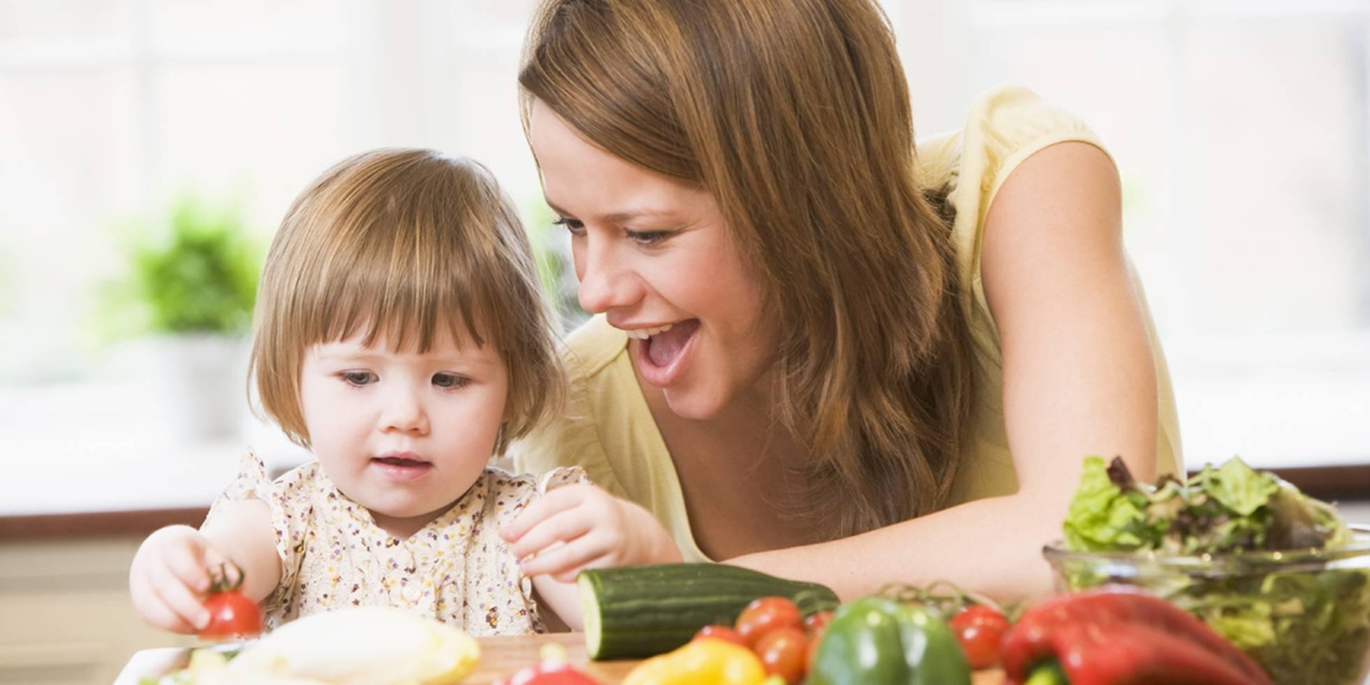 Огурцы при грудном вскармливании новорожденного - можно ли в первый месяц