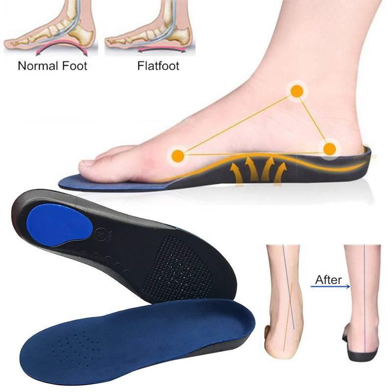 Ортопедические стельки от плоскостопия для детей