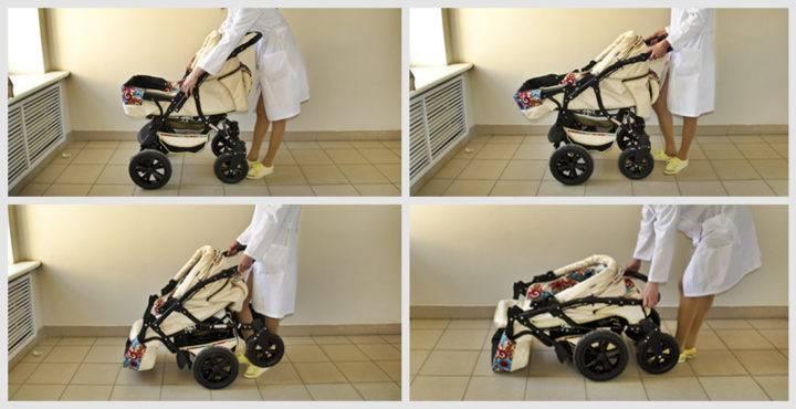 Как разбирается коляска трансформер. всё о колясках-трансформерах: как выбрать и собрать — инструкция, описание и рейтинг лучших моделей