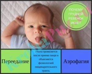 Почему икает новорожденный грудничок - что делать если икота у новорожденных - как помочь новорожденному при икоте: грудной ребенок икает