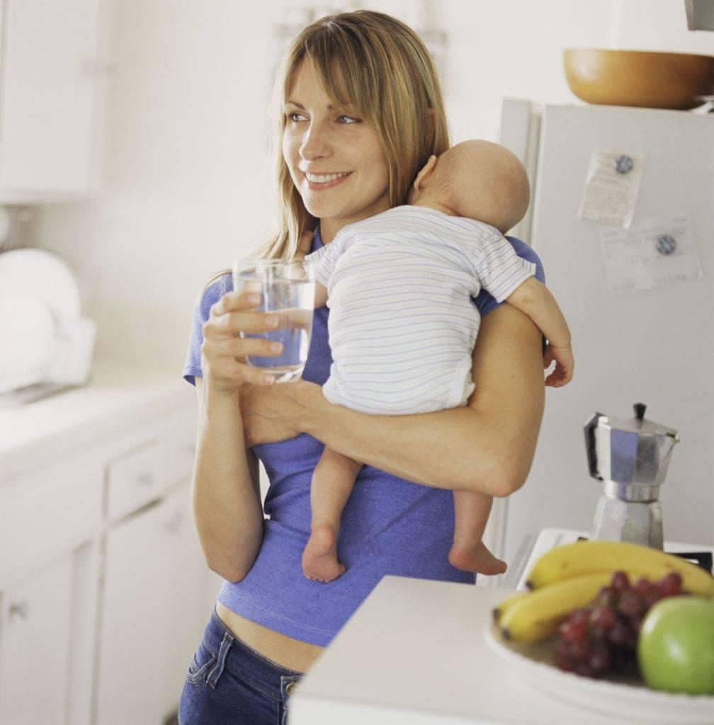 Можно ли пить кефир при грудном вскармливании после родов при гв