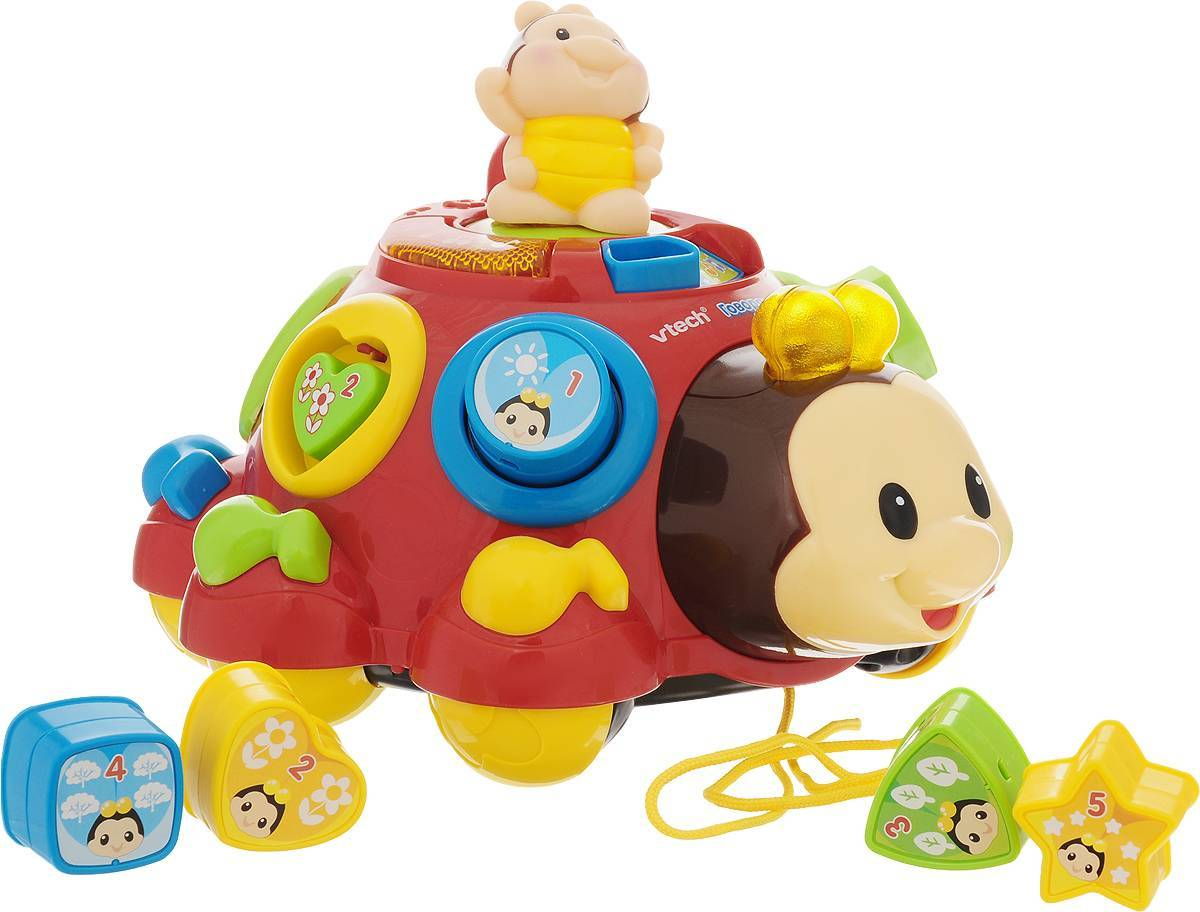 Лучшие игрушки в подарок для детей 1-3 лет