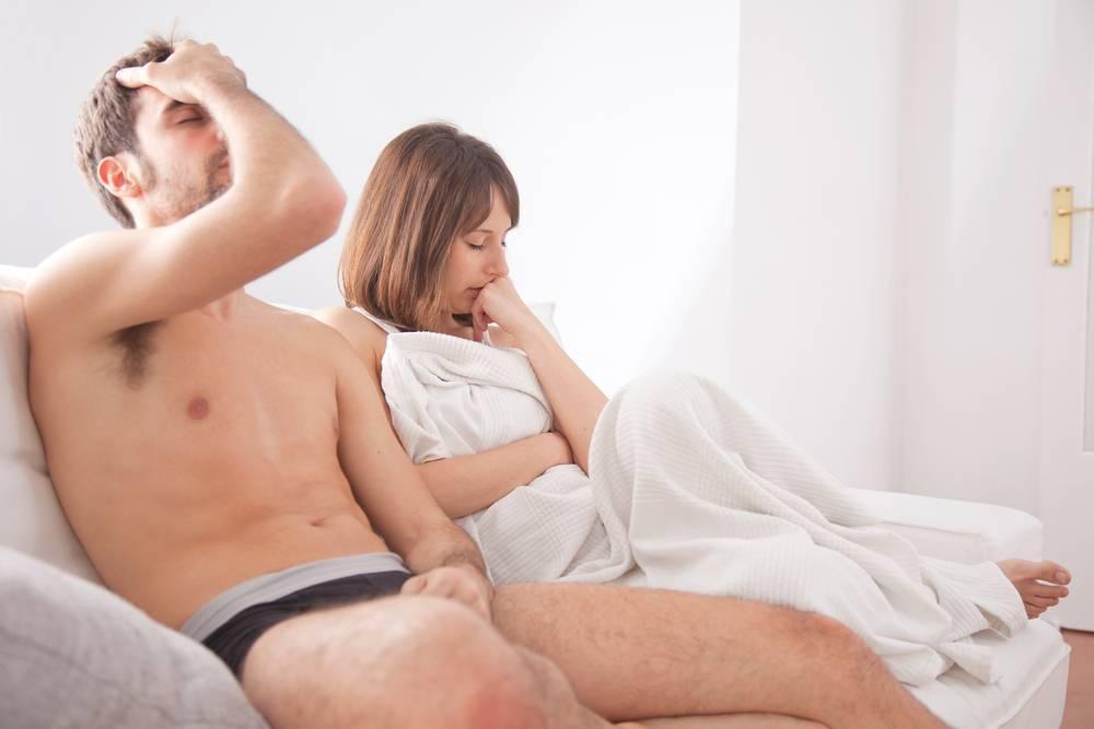 Почему жена не хочет мужа и по какой причине постоянно спит, что делать мужчине
