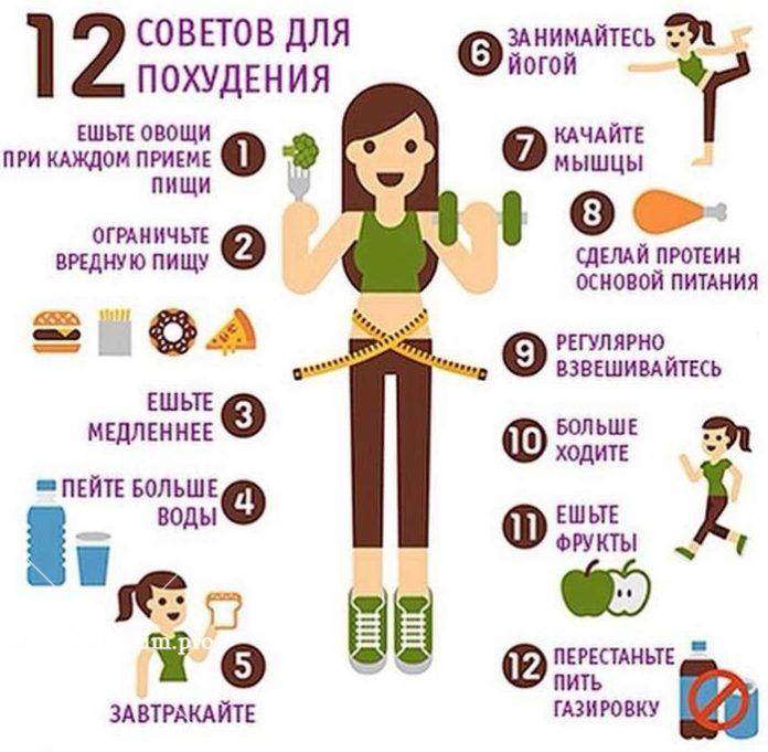 Питание перед эко для женщины
