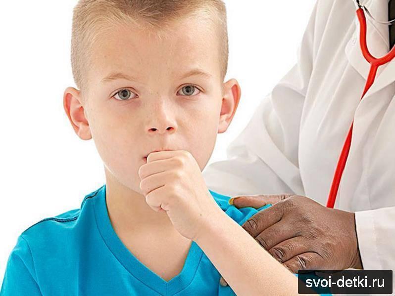 Лечение остаточного кашля после орви у ребенка