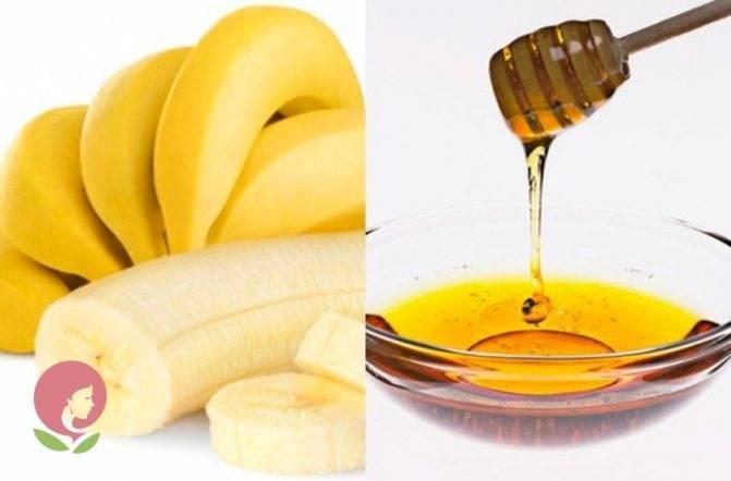 Банан с медом от кашля для детей и взрослых: рецепты, эффективность, правила применения средства