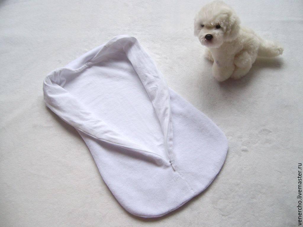 Пеленка для новорожденных своими руками: выкройка и мастер класс с фото пошагово