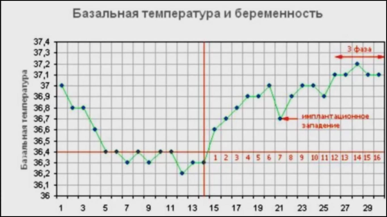 Нормальная ректальная температура для женщины
